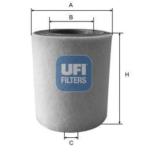 Фильтр воздушный UFI 27.A48.00
