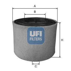 Фильтр воздушный UFI 27.A54.00