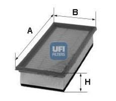 Воздушный фильтр UFI 3058800