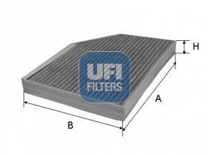 Фильтр салона UFI 5423600