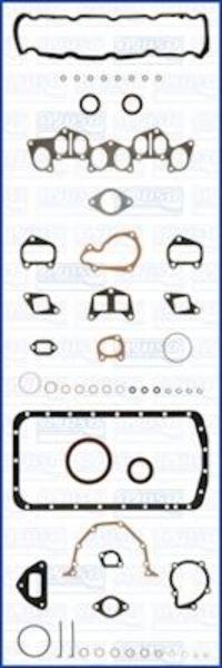 Купить Прокладки двигателя комплект полный без ГБЦ AJUSA 51003100