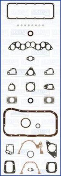 Купить Прокладки двигателя комплект полный без ГБЦ AJUSA 51004000
