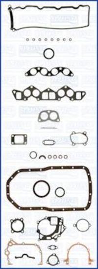 Купить Прокладки двигателя комплект полный без ГБЦ AJUSA 51004200