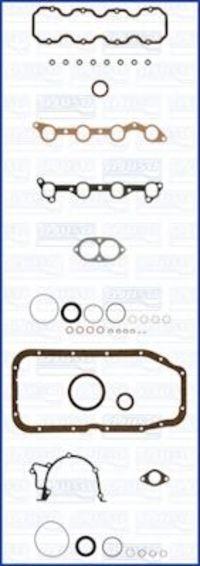 Купить Прокладки двигателя комплект (без прокладки ГБЦ) AJUSA 51005600