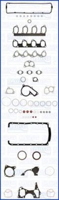 Купить Прокладки двигателя комплект (без прокладки ГБЦ) AJUSA 51009000
