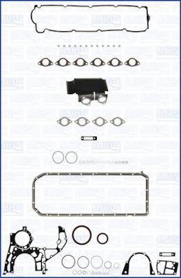 Купить Прокладки двигателя комплект полный без ГБЦ AJUSA 51012100