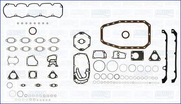 Купить Прокладки двигателя комплект (без прокладки ГБЦ) AJUSA 51014100