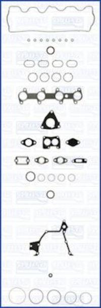 Купить Прокладки двигателя комплект полный без ГБЦ AJUSA 51015500