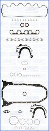 Купить Прокладки двигателя комплект (без прокладки ГБЦ) AJUSA 51017000