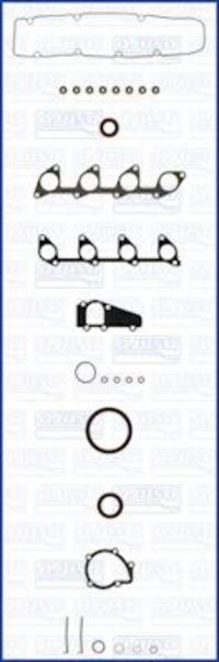 Купить Прокладки двигателя комплект (без прокладки ГБЦ) AJUSA 51017700