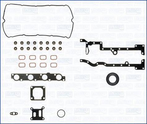 Купить Прокладки двигателя комплект полный без ГБЦ AJUSA 51018500