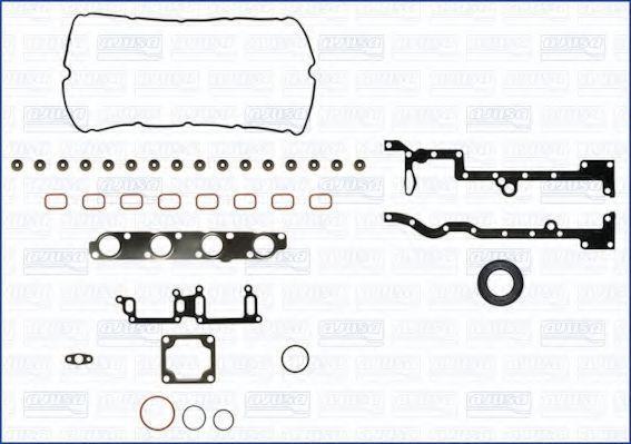 Купить Прокладки двигателя комплект полный без ГБЦ AJUSA 51023400