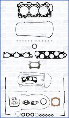 Комплект прокладок, головка цилиндра AJUSA 52287700