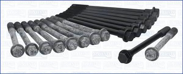 Комплект болтов головки цилидра AJUSA 81001400