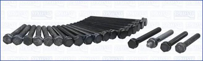 Болты ГБЦ комплект AJUSA 81002200