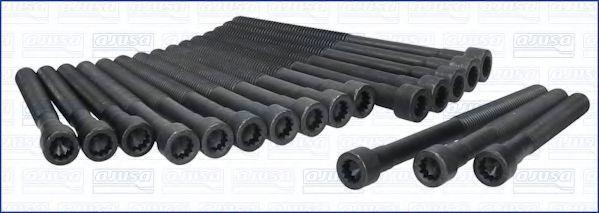 Комплект болтов головки цилидра AJUSA 81005400