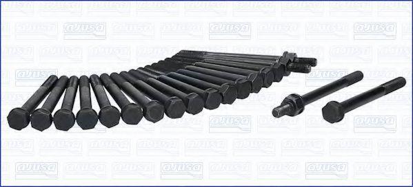 Комплект болтов головки цилидра AJUSA 81010300