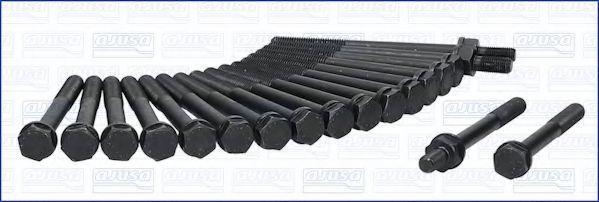 Комплект болтов головки цилидра AJUSA 81010400