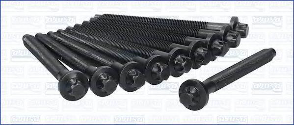 Комплект болтов головки цилидра AJUSA 81024700