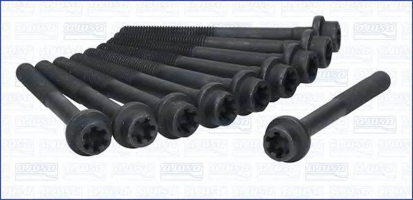 Комплект болтов головки цилидра AJUSA 81025400