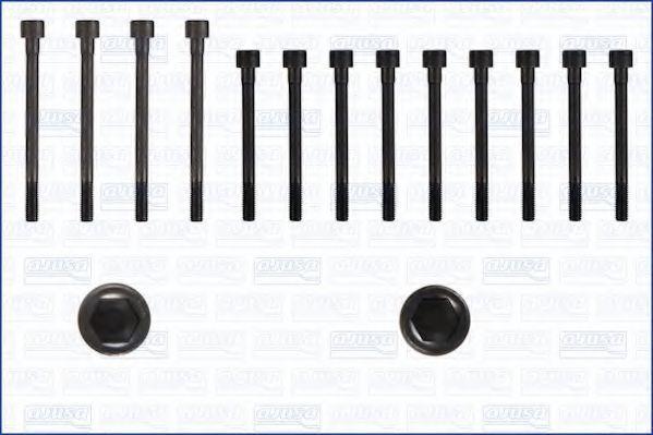 Комплект болтов головки цилидра AJUSA 81053100