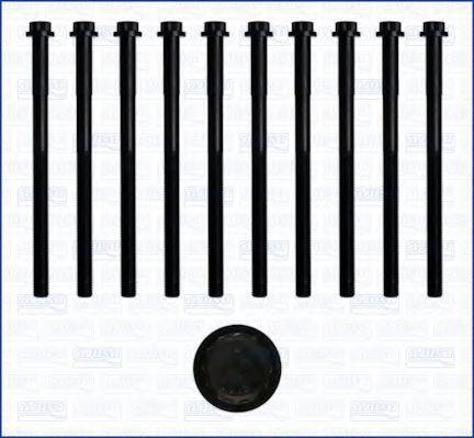 Болты ГБЦ комплект AJUSA 81043200