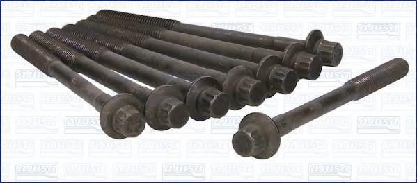 Комплект болтов головки цилидра AJUSA 81047400
