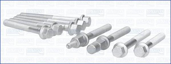 Комплект болтов головки цилидра AJUSA 81051000