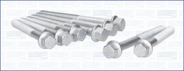 Комплект болтов головки цилидра AJUSA 81051300