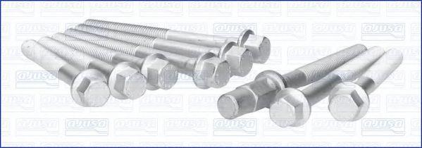 Комплект болтов головки цилидра AJUSA 81051400