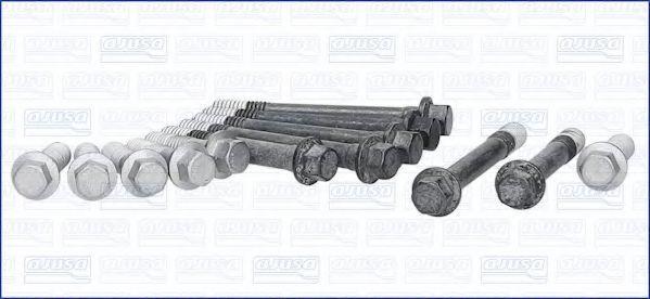 Комплект болтов головки цилидра AJUSA 81051500