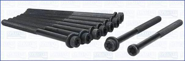 Комплект болтов головки цилидра AJUSA 81041900