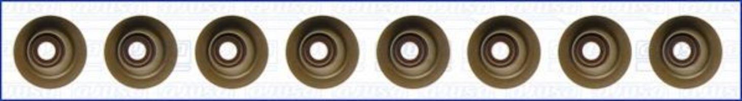 Купить Сальники клапанов комплект AJUSA 57005900