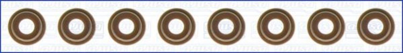 Купить Сальники клапанов комплект AJUSA 57016800