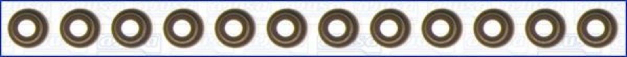 Купить Сальники клапанов комплект AJUSA 57020100