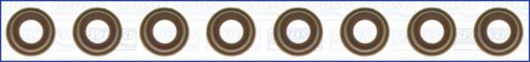 Купить Сальники клапанов комплект AJUSA 57023700