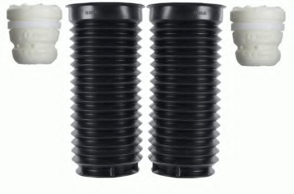 Пылезащитный комплект, амортизатор BOGE 893090