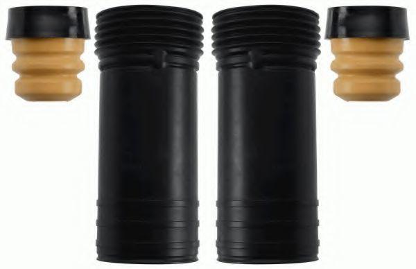 Пылезащитный комплект, амортизатор BOGE 893450