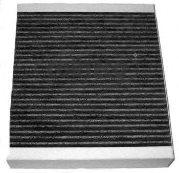 Фильтр салона угольный CORTECO 80001186