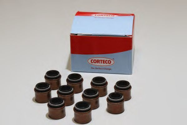 Сальники клапанов комплект CORTECO 19036001  - купить со скидкой