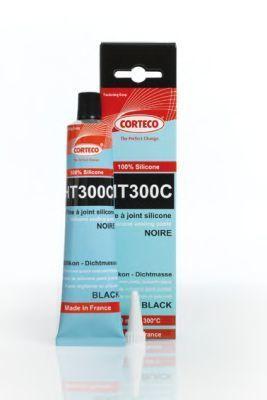 Герметик моторный термостойкий 80мл серый CORTECO HT300C