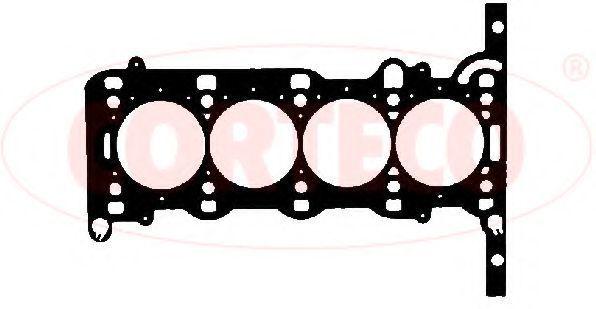 Прокладка, головка цилиндра CORTECO 415600P