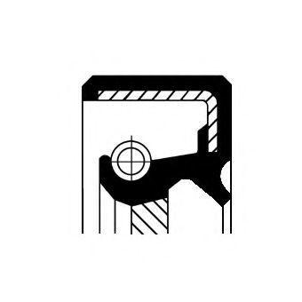 Купить Кольцо уплотнительное CORTECO 12014343B