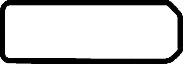 Прокладка, крышка головки цилиндра CORTECO 023018P