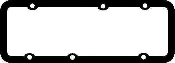 Прокладка, крышка головки цилиндра CORTECO 009686P