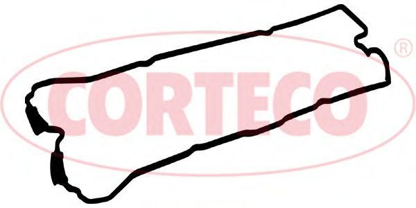 Прокладки комплект CORTECO 440024P