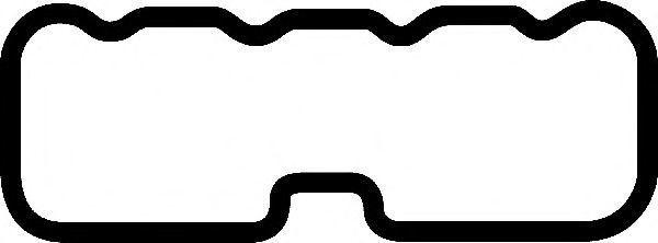 Прокладка, крышка головки цилиндра CORTECO 020829P