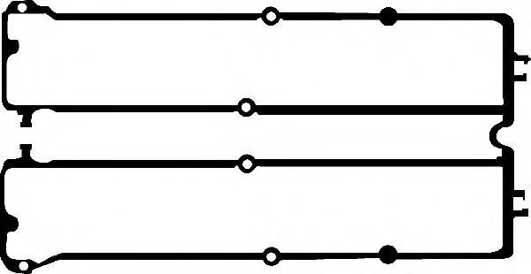 Прокладка клапанной крышки CORTECO 023950P