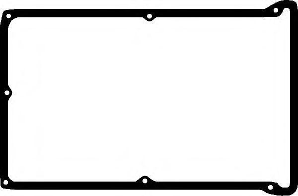 Прокладка, крышка головки цилиндра CORTECO 026110P