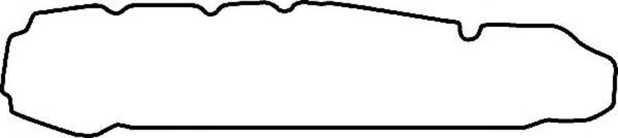 Прокладка клапанной крышки CORTECO 026205P